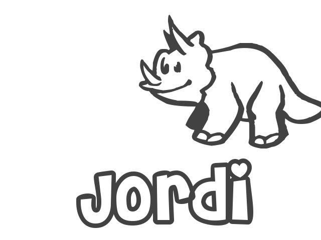 Nombre de Niño Jordi, significado y origen de Jordi - TodoPapás ...
