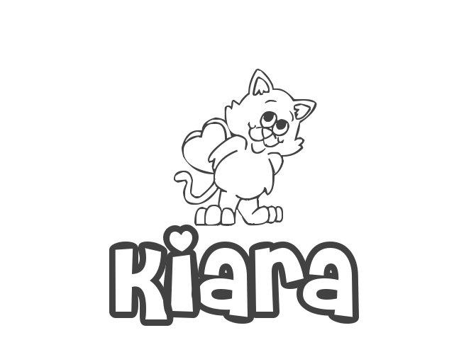 Nombre de Niña Kiara, significado y origen de Kiara - TodoPapás ...