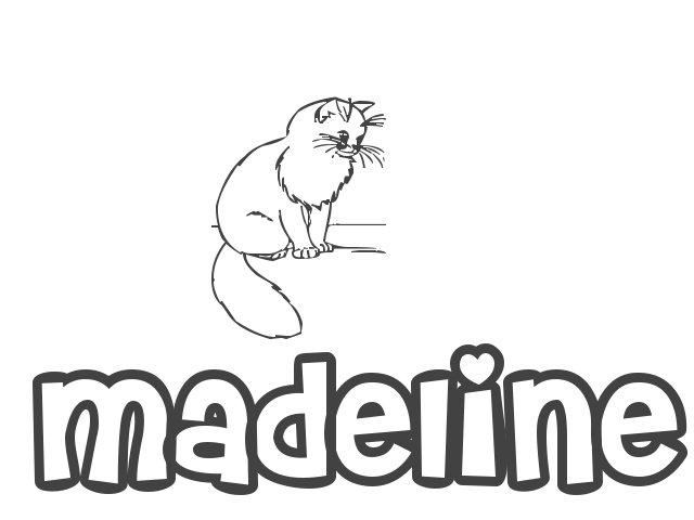 Nombre de Niña Madeline, significado y origen de Madeline ...