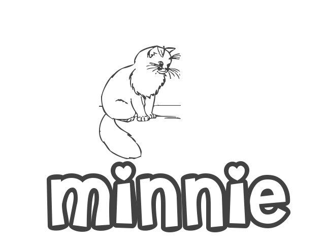 Nombre De Niña Minnie Significado Y Origen De Minnie