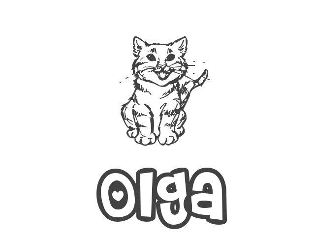 Nombre de Niña Olga, significado y origen de Olga - TodoPapás ...