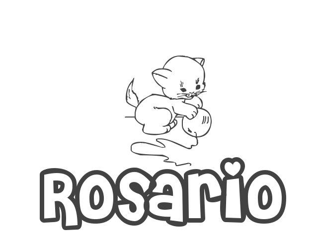 Nombre de Niña Rosario, significado y origen de Rosario - TodoPapás ...