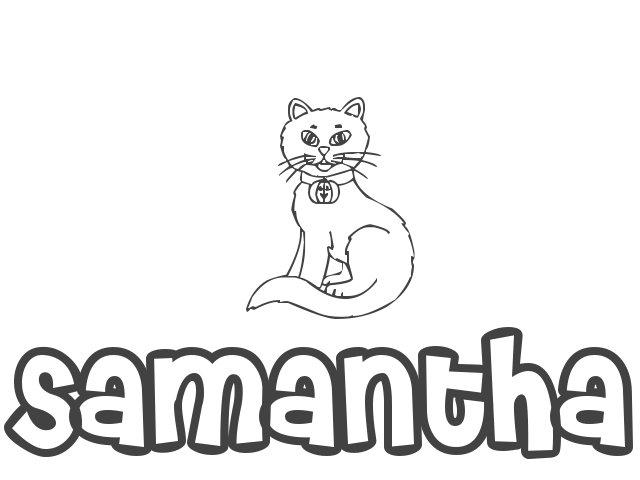 Nombre de Niña Samantha, significado y origen de Samantha ...