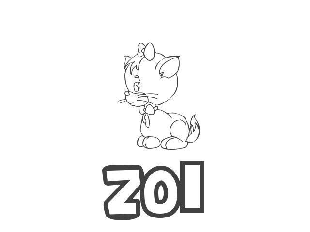 Nombre de Niña Zoé, significado y origen de Zoé - TodoPapás - TodoPapás