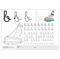 Aprender a escribir y leer Caligrafa para nios de preescolar y
