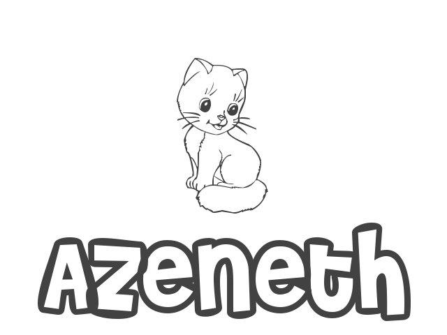 Nombre De Niña Azeneth Significado Origen Y Pronunciación De Azeneth Todopapás Todopapás