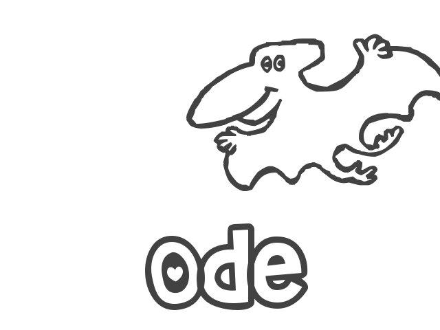 Nombre De Niño Ode Significado Origen Y Pronunciación De Ode Todopapás Todopapás
