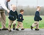 Casi el 80% de los hombres se ha acogido al permiso de paternidad
