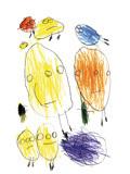 secciones desarrollo infantil Rojo, marrón, violeta, amarillo, azul… ¡el mundo que le rodea es multicolor!