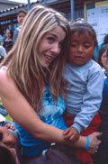 Natalia en Ecuador