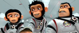 Space chimps: missão espacial