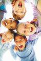 Como enseñar a tu niño a ser feliz