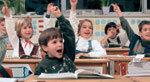 As crianças voltam à escola!