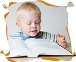 secciones educacion La lectura enriquece profundamente el alma de un niño