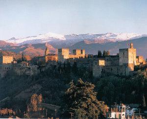 Viajar a Granada con niños