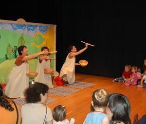 Teatro y niños ¿A partir de qué edad puedo llevar a mi bebé?
