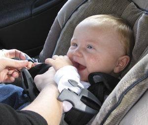 Sillitas infantiles para el coche