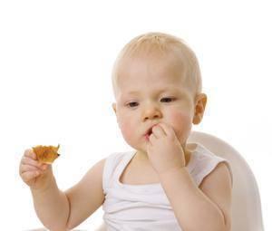 ¿Cuándo puede un bebé comer galletas?