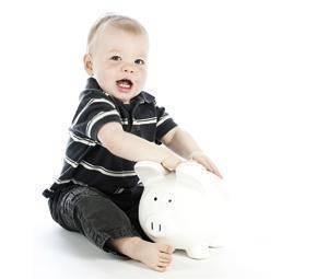 Trucos para ahorrar en los gastos del bebé