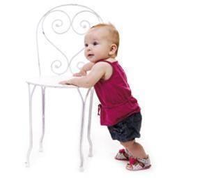 Los zapatos para el bebé