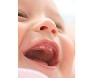 ¿Fiebre en bebés a causa de los dientes?