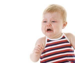 Mi hijo llora mucho