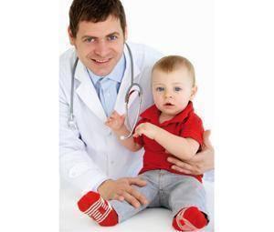 La gripe en bebés y niños