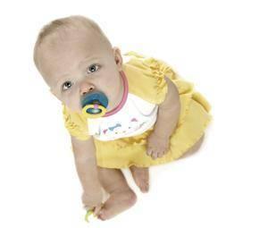 ¿Cuándo se sientan los bebés?