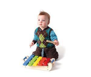 Musicoterapia para bebés y niños