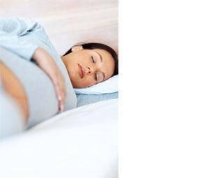 Cansancio y sueño en el embarazo