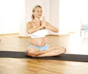 ¿Por qué yoga durante el embarazo?