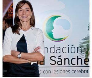 Laura Agost Montero, Presidenta de la Fundación Borja Sánchez