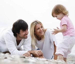 Vacaciones con niños: cambios de rutinas