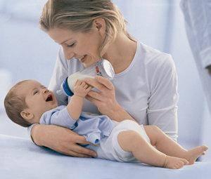 Cómo calentar la leche materna