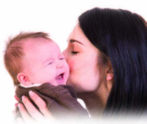 Beneficios de la osteopatía en bebés