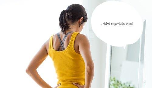 A malo bajar de peso en el embarazo puede