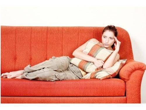 Síntomas de la torsión ovárica