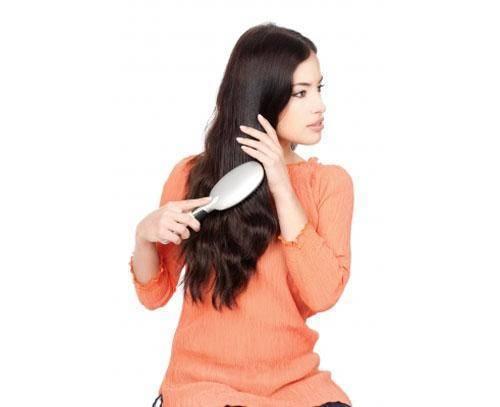 Efluvio telógeno en mujeres