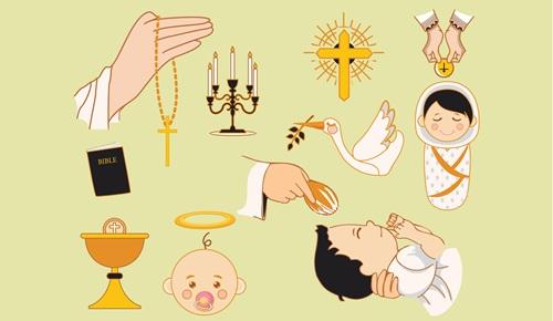 Con cu ntos meses se bautiza a un beb todopap s - Con cuantos meses se sienta un bebe ...