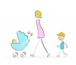 ¿Cuándo puede ir un niño en silla de paseo?
