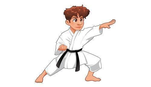 Image result for clase de karate ninos
