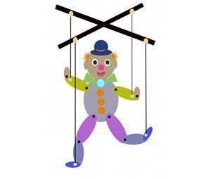 ¡Crea tu propia marioneta!