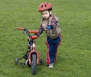En la bici, la seguridad es lo primero
