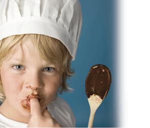 Actividades para aprender matemáticas en la cocina