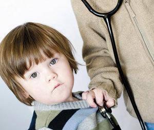 Prevención de las enfermedades comunes de los niños