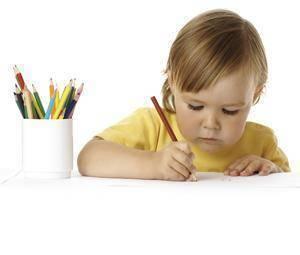 ¿Qué significan los garabatos de los niños?