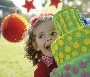 ¡organiza tus propias fiestas infantiles al aire libre!