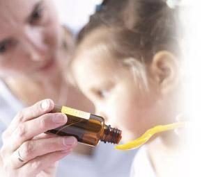 Cuidados del niño enfermo