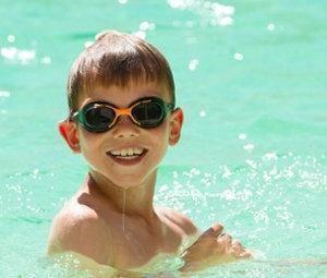Beneficios de la natación para niños con trastorno de espectro autista