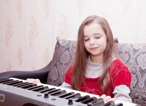 La música en la educación de los niños